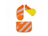 Ergobag Universal Sicherheitsset Reflektorstreifen Pack, Cubo, Cubo Light (ab 2020) orange
