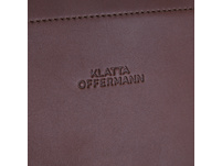 Klatta Shopper Workbag Foldtop taupe