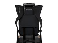 "Salzen Laptop Rucksack Plain Backpack Sleek Line 15,6"" phantom black"