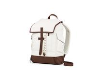 "AEP Laptop Rucksack BETA essential 13"" creme white"