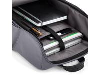 "AEP Laptop Rucksack Alpha Small Essential 13"" creme white"