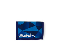 Satch Klettverschlussbörse Wallet blue crush