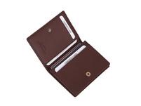 Klatta Offermann Kreditkartenetui Card Wallet maroon brown