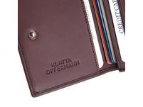 Klatta Offermann Kreditkartenetui Card Wallet silber