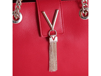 Valentino Bags Kurzgriff Tasche Divina VBS/1R406G dunkelblau