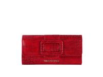 Valentino Bags Langbörse Damen Wallet Platz rosso