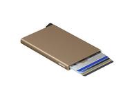 Secrid Kreditkartenetui Cardprotector sand