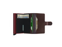 Secrid Kreditkartenetui Miniwallet metallic moro