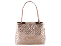 Love Moschino Shopper rose gold