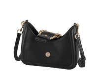 Versace Jeans Couture Kurzgriff Tasche Range F Couture 01 Sketch nero