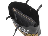 Versace Jeans Couture Shopper Linea G DIS.1 schwarz printed