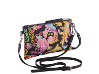 Versace Jeans Couture Clutch Linea X DIS 7 allover eyelets