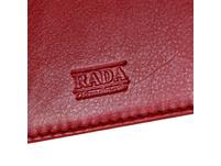 Rada Geldbörse Brunn rot
