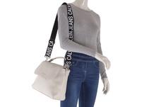 Calvin Klein Jeans Kurzgriff Tasche CKJ Ultra Light Flap Shoulderbag black