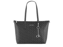 Calvin Klein Shopper MD Monogram black