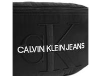 Calvin Klein Jeans Umhängetasche Monogram Nyl XL Street Pack schwarz