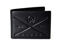 Cross Geschenkset Männer Geldbörse Makers Mark RFID schwarz + Kugelschreiber
