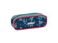 Scout Schulranzen-Set 4tlg. Genius Blue Ninja