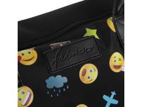 Fabrizio Shopper 62185/0100 schwarz/smilys