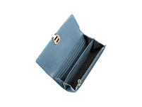 AIGNER Langbörse Damen Milano 156263 dusk blue