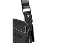Tom Tailor Umhängetasche Lisanne Flap Bag black