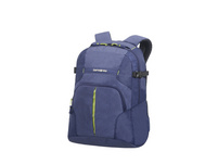 "Samsonite Laptop Rucksack Rewind M 15,6"" dark blue"