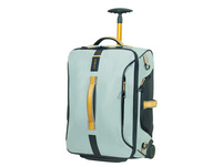 Samsonite Reisetasche mit Rollen Paradiver 48,5l grey/yellow