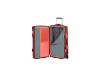 Samsonite Reisetasche mit Rollen Ziproll Duffle WH 75/28 93l burnt orange