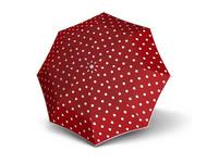 Knirps Taschenschirm T.010 Manual Dot Art red