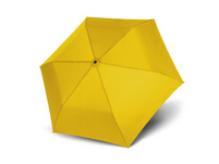 Doppler Taschenschirm zero.99 gelb