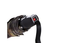 Knirps Taschenschirm Fiber T2 Duomatic check black & mustard
