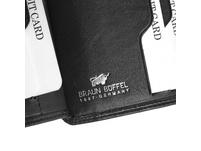 Braun Büffel Geldbörse Herren Golf 92443 schwarz