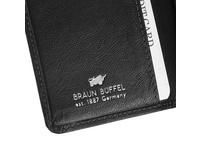Braun Büffel Schlüsseletui Nappa schwarz