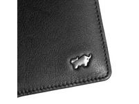 Braun Büffel Kreditkartenetui 046-16-081 schwarz