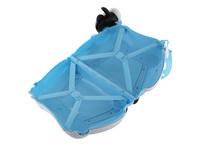 Rada Kindertrolley Shaun das Schaf Ride-on Suitcase blau