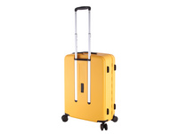 Rada Reisetrolley Rock 4W M 67cm gelb