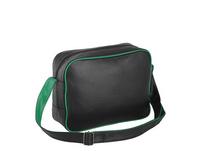 CEEVEE Leather Umhängetasche Retrobag schwarz