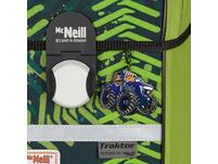 McNeill Schulranzen-Set 4tlg. Ergo Mac McAddy traktor