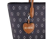 Be Mine Shopper Zooky ecru logo
