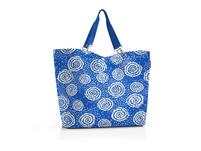 reisenthel Einkaufsshopper xl batik strong blue