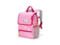 reisenthel Kinder Rucksack bagpack kids 5l abc friends pink