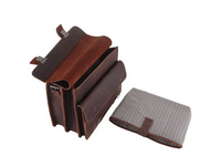 Rada Nature Laptoptasche 'Dubbo' sandal/tan