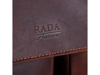 Rada Nature Laptoptasche 'Cucuta' khaki