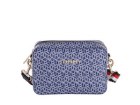 Tommy Hilfiger Umhängetasche Iconic Camera Bag Monogram blue ink