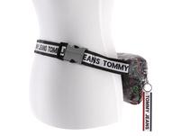 Tommy Jeans Bauchtasche TJW Logo Tape Bumbag black print
