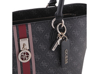 Guess Shopper Jensen Society Tote rose