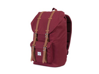 Herschel Rucksack 'Little America' 23,5l windsor red