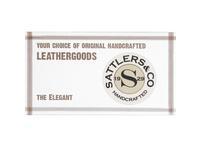 Sattlers & Co. Beuteltasche SJ35-K dunkelrot