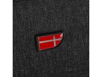 """Von Cronshagen Laptop Rucksack Christian 16"""" black material mix"""