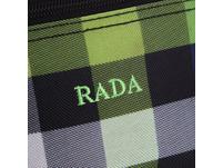 Rada Bauchtasche 21A025 green color check